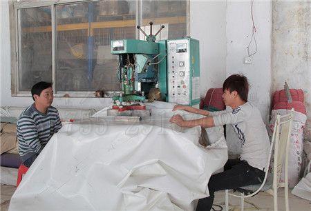Ye Xing factory membrane processing workshop